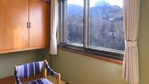 お部屋からの眺望の一例