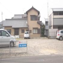 ホテル第二駐車場(ホテルの南側にあります)