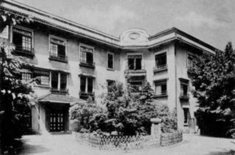 昭和初期の犀北館