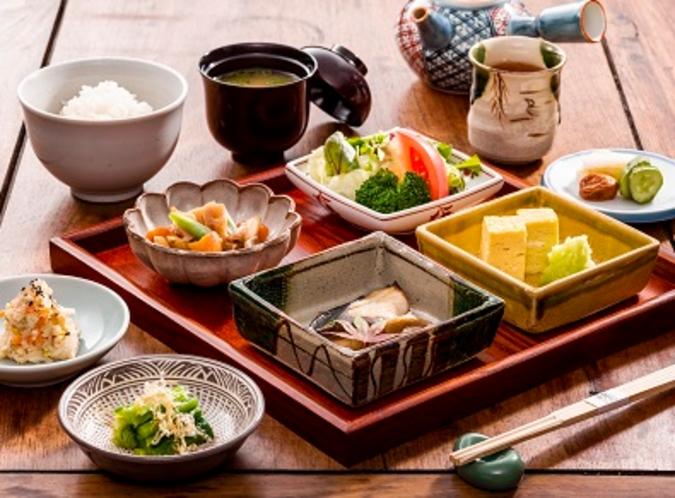 朝食(和定食) ※イメージ