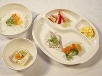 朝食(幼児離乳食):和食イメージ