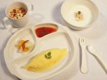 朝食(幼児離乳食):洋食イメージ