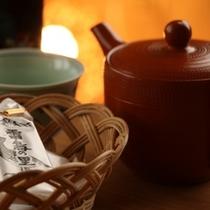 館内_イメージお茶