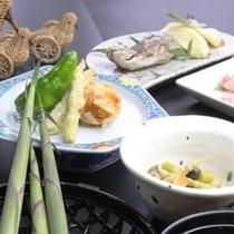 夕食(春)_筍イメージ