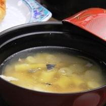 夕食_味噌汁