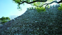 城山:千人殺しの石垣