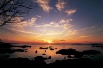 遥か彼方まで九十九島を一望できるビュースポット【展海峰】