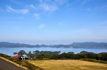 北九十九島を一望できる公園【冷水岳園地】