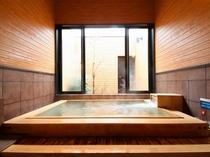貸切風呂【ひのき】