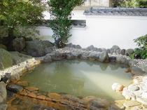 露天風呂(男湯)