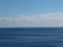 客室からの眺め 見渡す限り一面海 パノラマ3 房総・館山方面