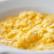 ●スクランブルエッグはゆでたまごと日替わりで●