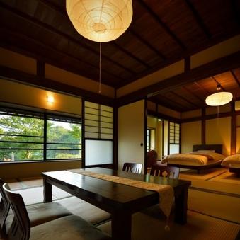 【月ノ瀬〜つきのせ〜】8畳和室3間続き◆特別室◆