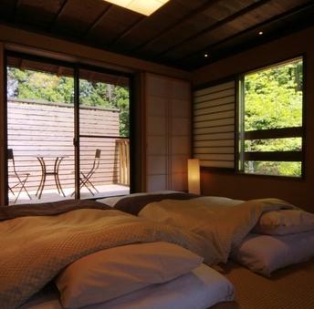 【月夜見〜つきよみ〜】12畳お部屋と6畳デッキ