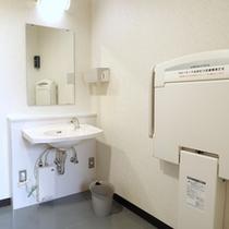 【館内】多目的トイレ