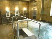 2F 男性大浴場 内風呂