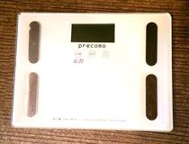 2F 大浴場 体重計