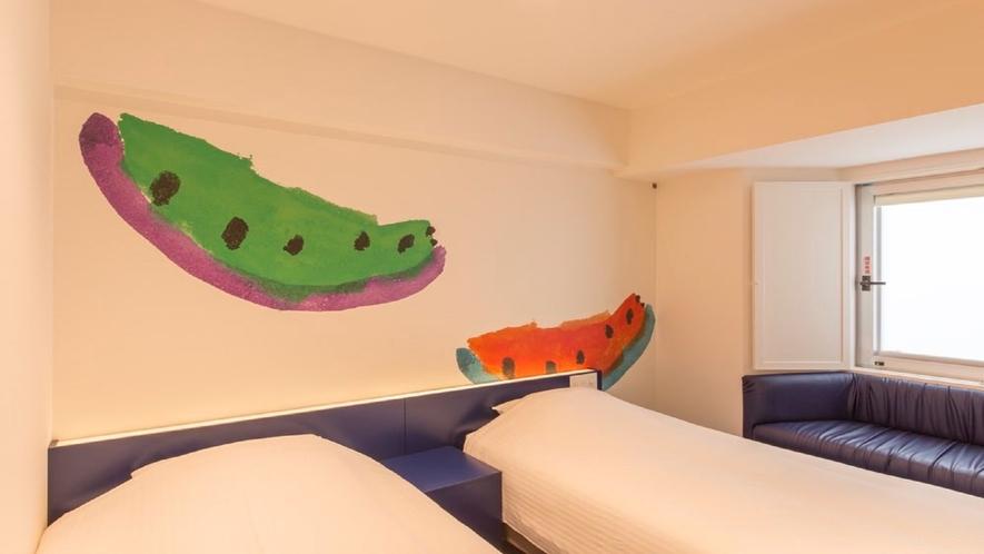 310号室 ツインルーム