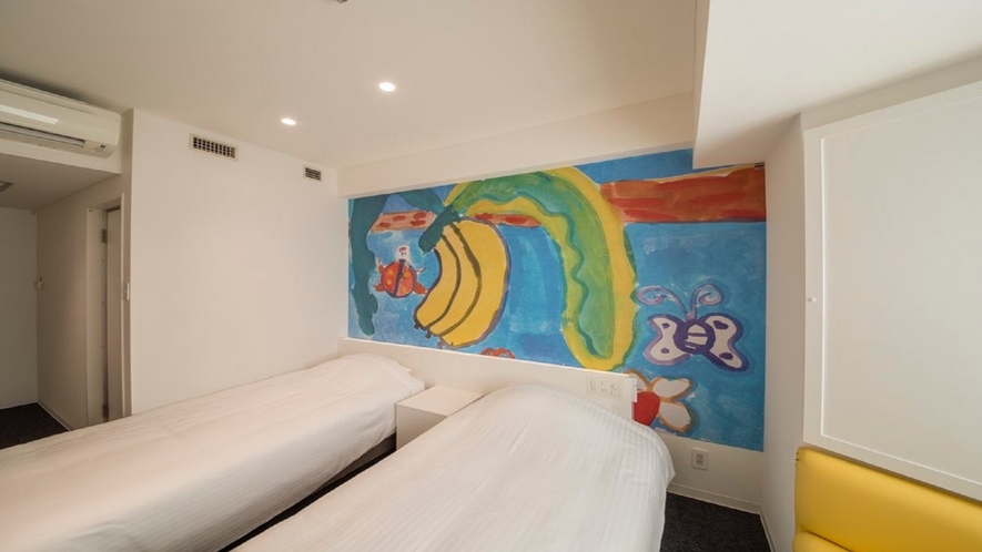 1008号室 ツインルーム