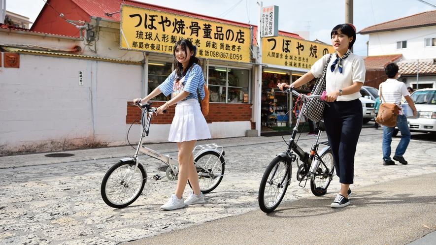 【貸出品】レンタサイクル