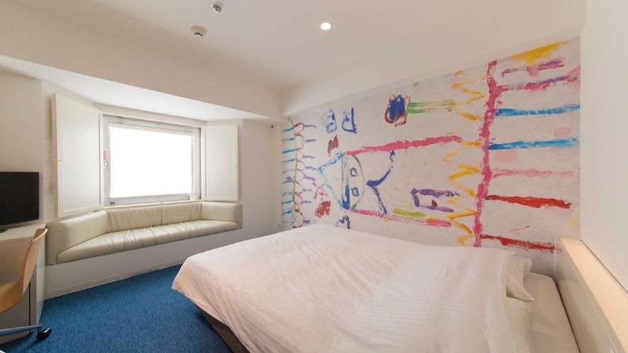 307号室 ダブルルーム