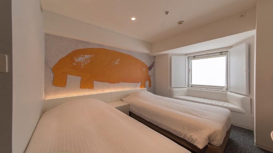 506号室 ツインルーム