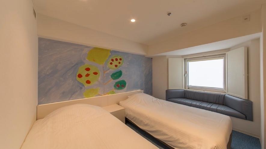 706号室 ツインルーム