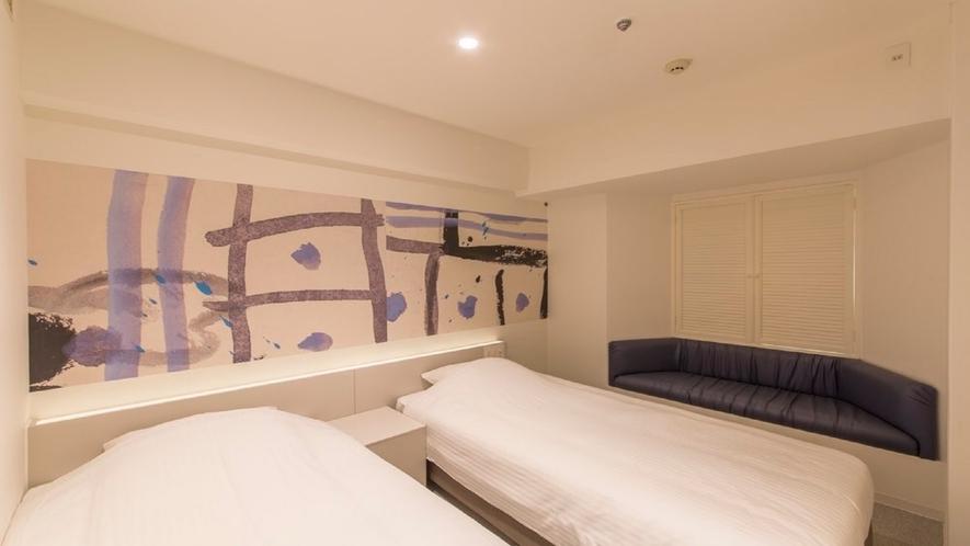 503号室 ツインルーム