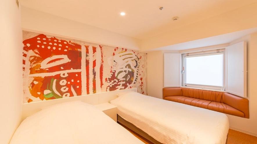 610号室 ツインルーム