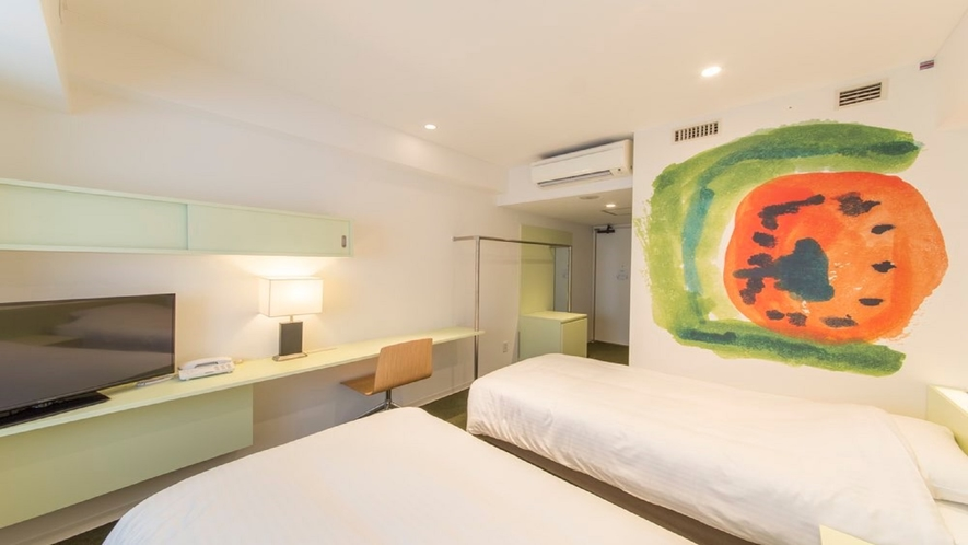 710号室 ツインルーム