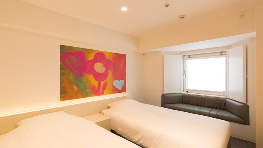 603号室 ツインルーム