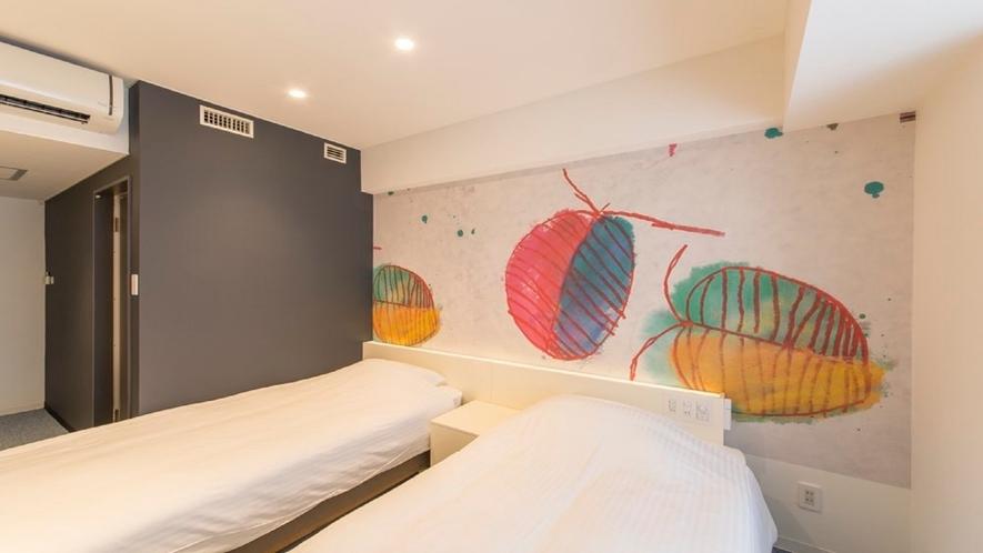 510号室 ツインルーム