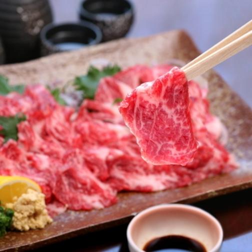 【楽天トラベルセール】熊本の馬刺し!阿蘇あか牛!熊本&阿蘇特産の食材【ご当地グルメプラン】