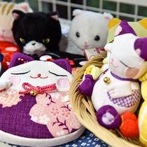 *【お土産】猫グッズ
