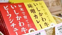 *【お土産】いしかわ牛味噌カレー&ビーフシチュー