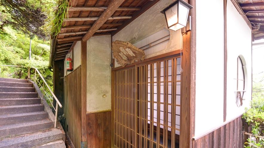 *【清風荘】日本の風情とおもてなしを頑なに守り続ける客室。静寂に身を委ねるプライベート空間。