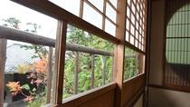 *【お部屋からの景色一例】四季折々の風景をお楽しみくださいませ。