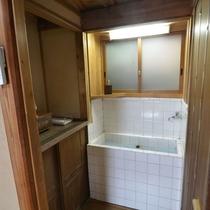 *【和室一例】懐かしさ漂う、昔ながらの洗面所
