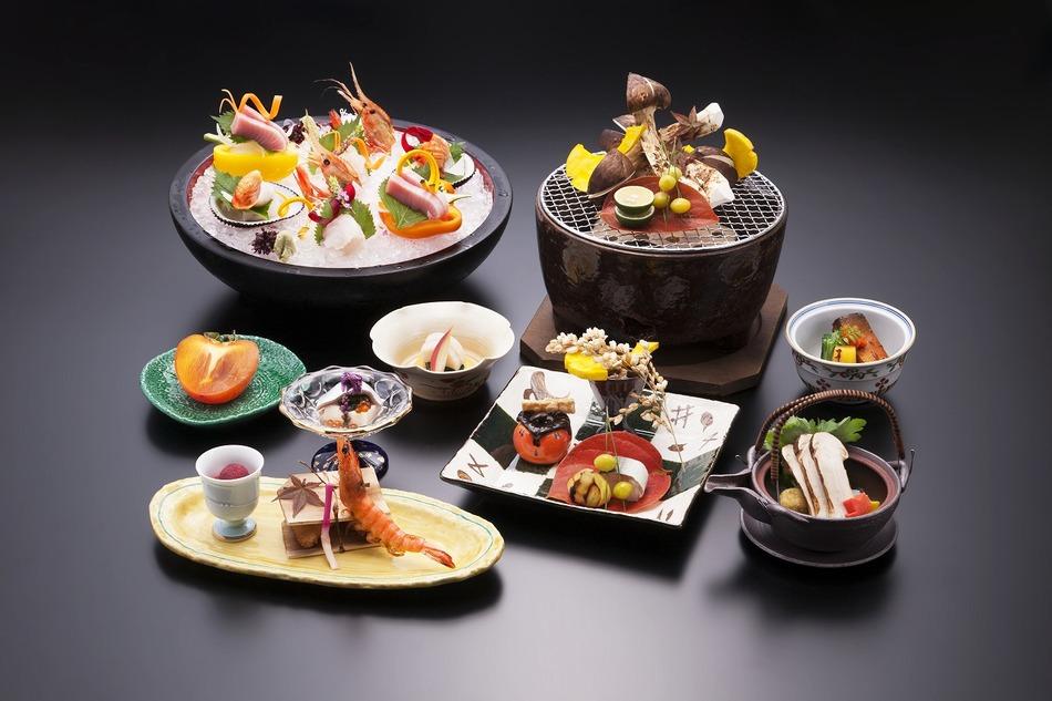 秋懐石料理イメージ