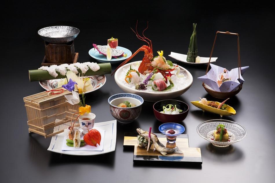夏懐石料理イメージ