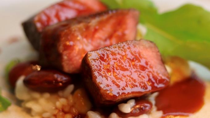 【2021年7月リニューアルOPEN】夕食グレードアップ6,000円コース/塩水ウニのパスタ付プラン