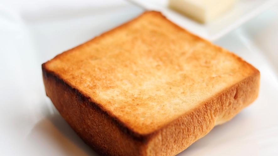 【モーニング】厚さを選べるトースト