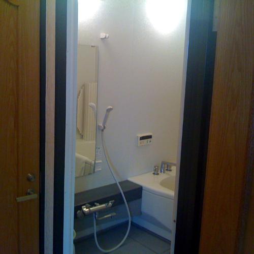 特別室バスルーム