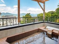 特別室 露天風呂