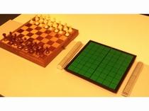 チェス・オセロ