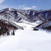 *栗子スキー場