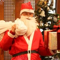 クリスマスに現れる…サンタさん♪