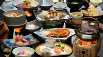 【秋限定】秋の味覚の松茸料理3種とさらに伊勢海老を堪能できる期間限定お料理プラン