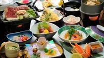 【和会席料理】盛り沢山の内容は、幅広い世代までお喜びいただいております