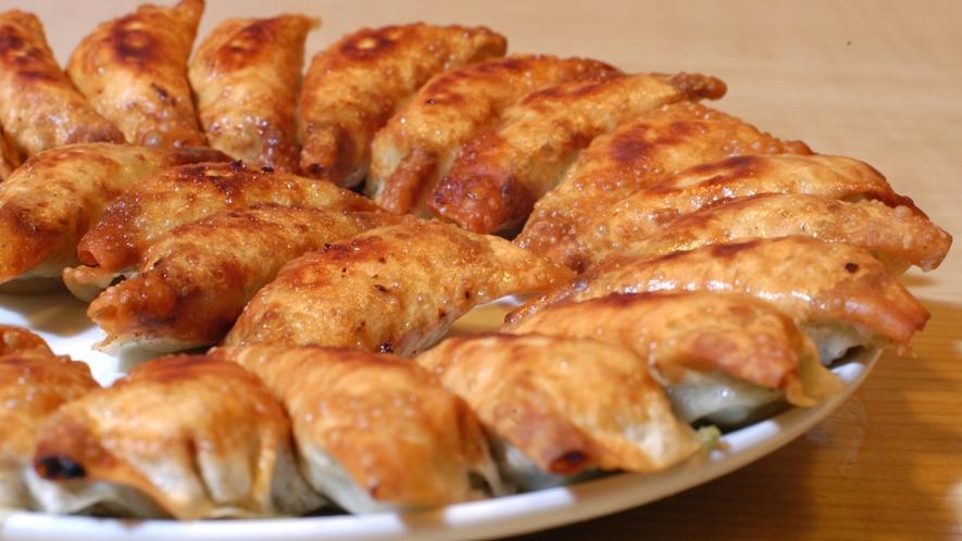 【ふくしま餃子】ふくしま名物の円盤餃子!飯坂には美味しいお店がたくさん♪
